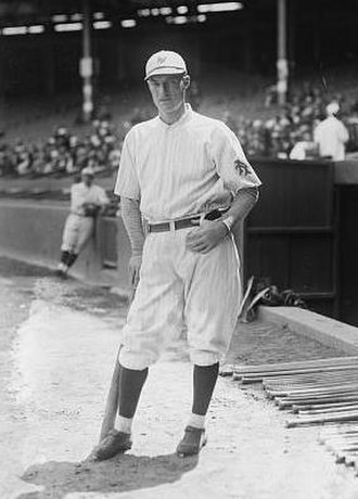 1917 World Series - Heinie Zimmerman