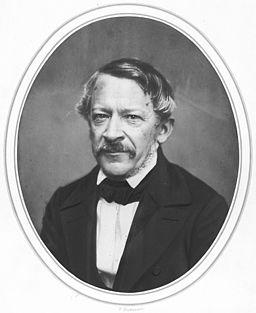 Heinrich Wilhelm Dove 1857