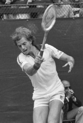Heinz Günthardt - Günthardt in Hilversum 1981