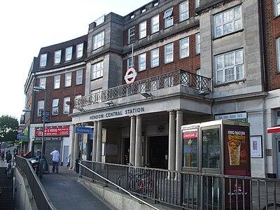 ヘンドン・セントラル駅