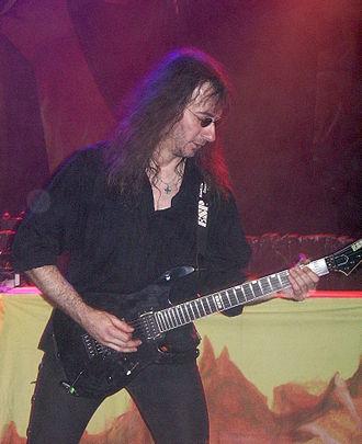 Henjo Richter - Henjo Richter performing live in 2008
