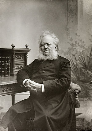 Allah jang Palsoe - The style of Allah jang Palsoe was inspired by the realism of Henrik Ibsen.