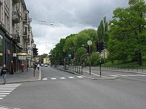 Ibsen Museum (Oslo) - Image: Henrik Ibsens gate Oslo west