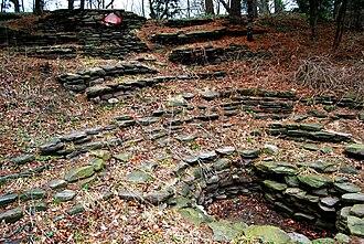 Fair Lane - John Burroughs grotto, Henry Ford Estate
