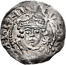 King Henry I (1100-1135) hammered coin King of All England