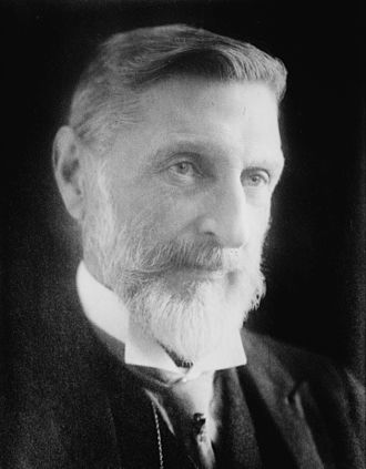 H. Rider Haggard - H. Rider Haggard in later life (undated picture)