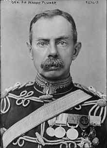 Herbert Plumer, 1st Viscount Plumer in 1917.jpg