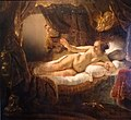 Hermitage Rembrandt Danaë.jpg