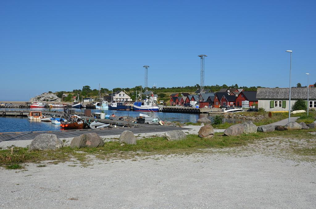 Herrviks hamn