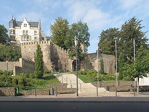 Herzogenrath - Image: Herzogenrath, Burg Rode foto 4 2011 09 27 12.38