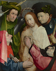 Hieronymus Bosch: Christ Crowned with Thorns