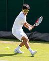 Hiroki Moriya 2, 2015 Wimbledon Qualifying - Diliff.jpg
