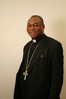 John Onaiyekan Catholic bishop