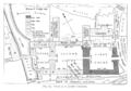 Historical plan of St John's College, Cambridge (1897) - cambridgedescri00atkiuoft 0539.png