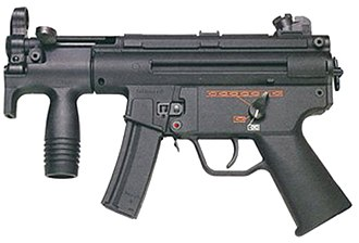 Heckler & Koch MP5 - MP5K