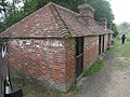 Hopper Huts at The Museum of Kent Life, Cobtree, Lock Lane, Sandling, Kent - geograph.org.uk - 1497955.jpg