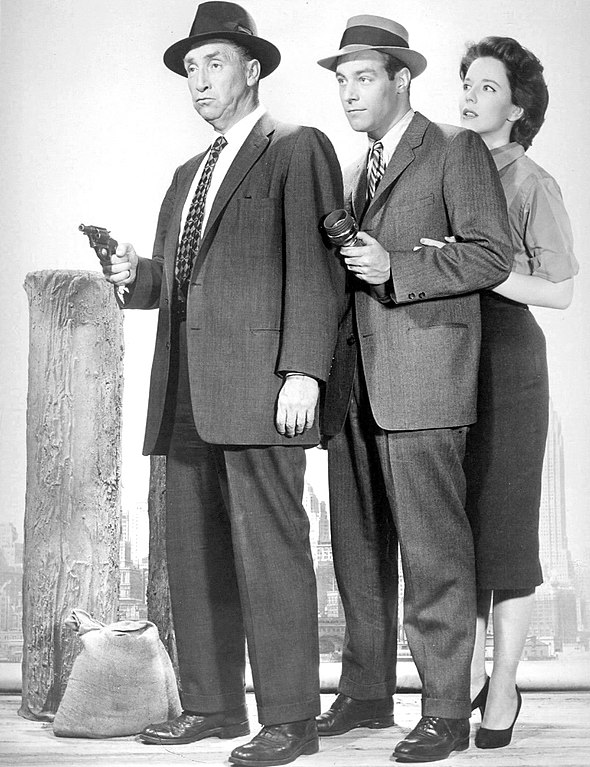 The naked city tv show images 91