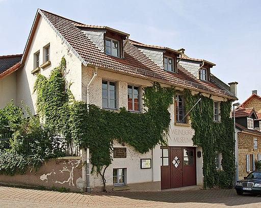 Horrweiler Weindorf Museum 20100902