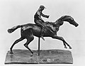 Horse with Jockey; Horse Galloping on the Right Foot, the Back Left Foot Only Touching the Ground MET 76648.jpg