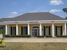 Hosston branch of Caddo Parish Library