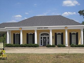Hosston, Louisiana - Hosston branch of Caddo Parish Library