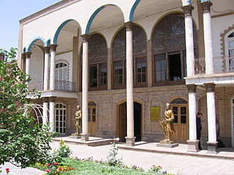 Constitution House of Tabriz - Image: House of Constitutional Revolution