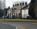 Houses near the Combs Ford roundabout - geograph.org.uk - 1715326.jpg
