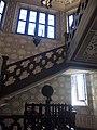Hrádek u Nechanic, kamenné schodiště.jpg