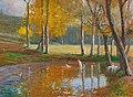 Hugo Charlemont - Bathers in a Woodland Pond.jpg
