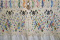 Huipil, K'iche' Maya, Nahuala, view 2, late 20th century, cotton and silk - Textile Museum of Canada - DSC01378.JPG