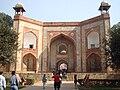 Humayun's Tomb - West Gate.jpg