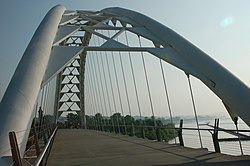 Humber Bay Arch Bridge Wikipedia