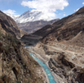 Hunza River in the Northern Areas of Pakistan.png