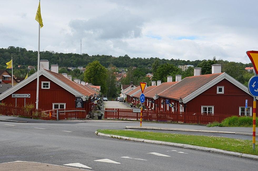 Singlar i Huskvarna - Singel i Sverige