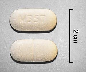 Hydrocodone paracetomol