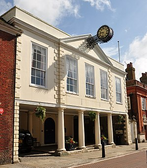 Hythe, Kent - Image: Hythe Town Hall