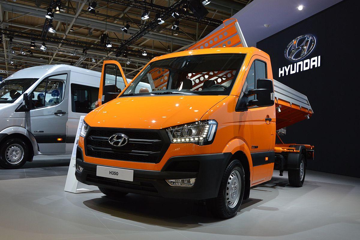 Hyundai H350 – Wikipedia, wolna encyklopedia