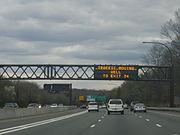 I-495 in Nassau County