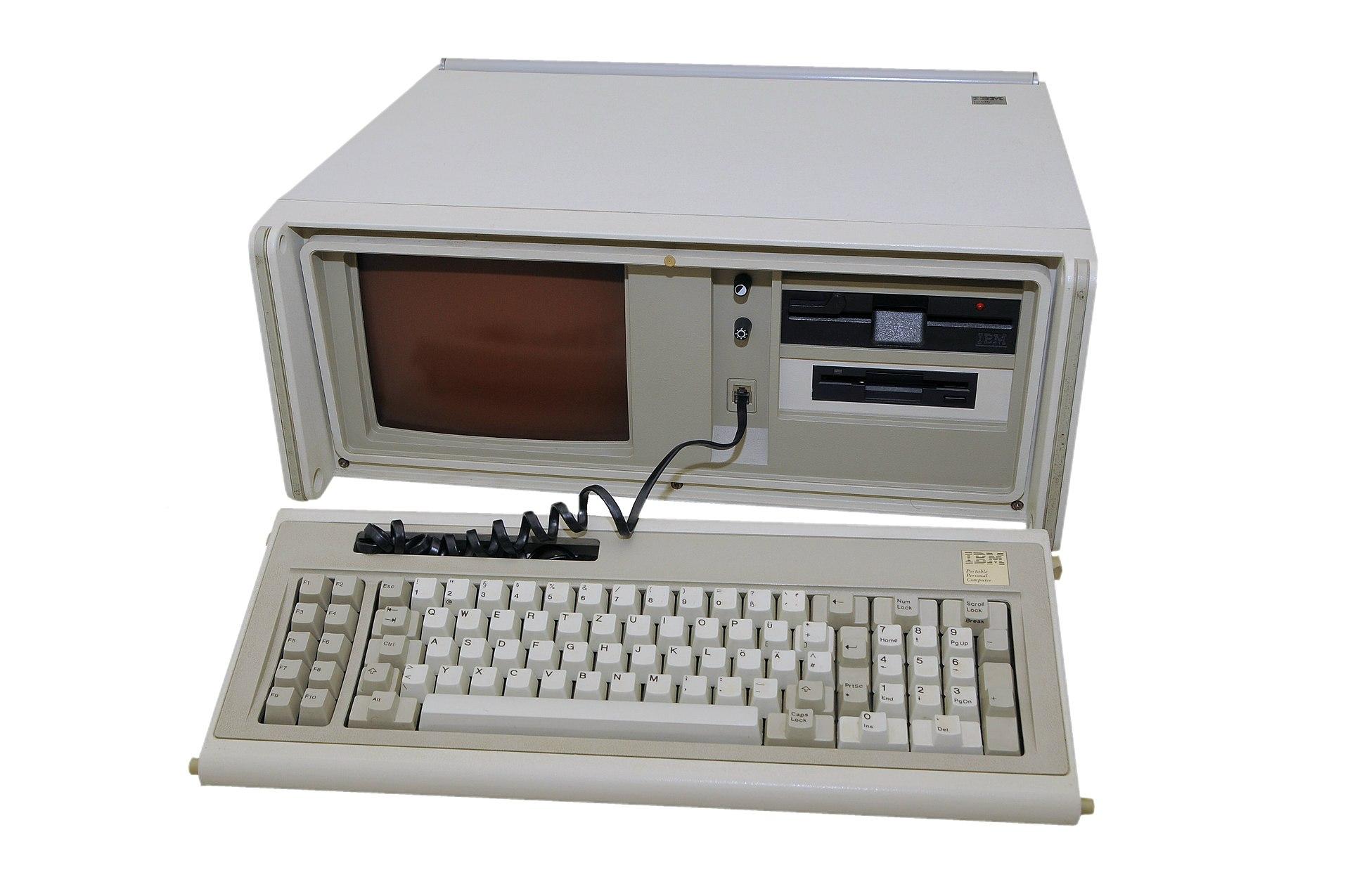 Ibm Pc Portable Wikipedia