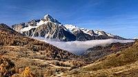 I colori dell'autunno e il monte Chaberton.jpg