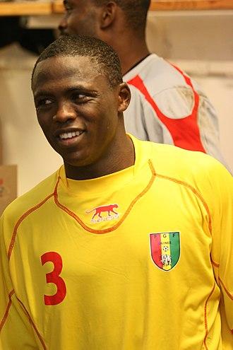 Ibrahima Camara - Image: Ibrahima Sory Camara 2006