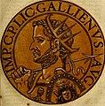 Icones imperatorvm romanorvm, ex priscis numismatibus ad viuum delineatae, and breui narratione historicâ (1645) (14746673905).jpg