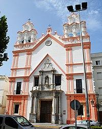 Iglesia de Nuestra Señora del Carmen y Santa Teresa, Cádiz.jpg