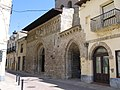 Iglesia de Santiago - Carrion de los Condes - Palencia - panoramio.jpg