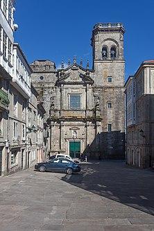 Igrexa de Santo Agostiño de Santiago de Compostela.jpg