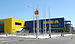 English: Looking southeast at Ikea store in Re...