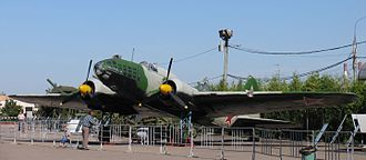Khrunichev State Research and Production Space Center - Ilyushin-4 bomber