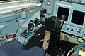 Il-96.Armchair of the commander of an aircraft (4791883207).jpg