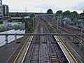 Ilford station fast tracks high westbound.JPG