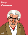 Ilustración de Barry Commoner por Pelopantón.png
